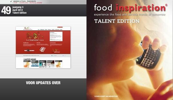 Food Inspiration 49: Talents Edition - Vooruitstrevende scholen